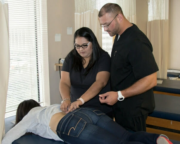 Car injury and accident chiropractor