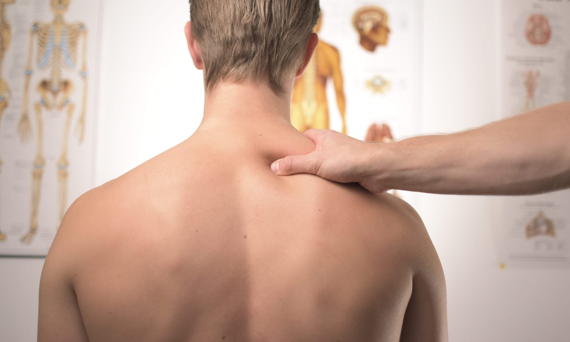 Treatment of neck injury