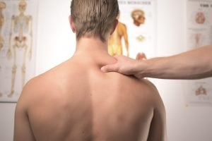 Treatment of neck injury